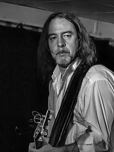 Jack Tanner with Hats Off To Led Zeppelin