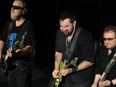 Eric Bloom, Richie Castellano & Buck Dharma