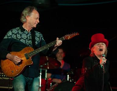 Steve Wright & Connie Lush