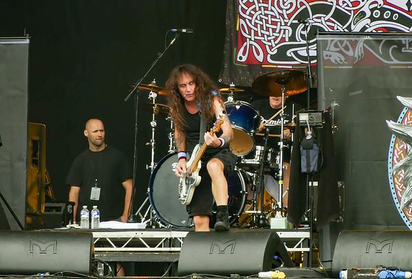 Steve Harris with British Lion