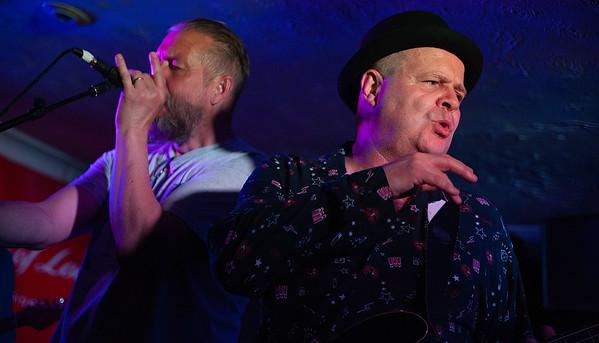 Adam Stocker & Gavin Matthews