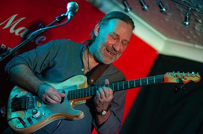 Steve Morrison, February 2017