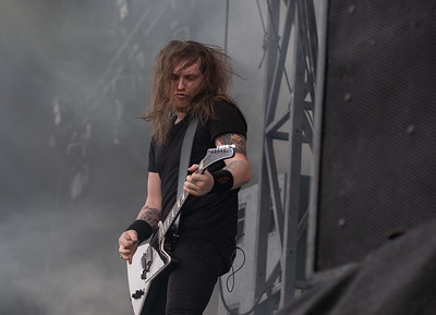 "Matt ""Harri"" Harrison of Airbourne"