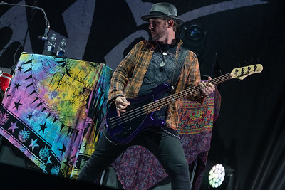 Jon Lawhon of Black Stone Cherry