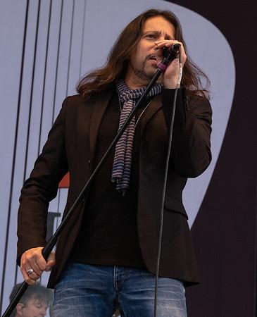 Noah Hunt of The Kenny Wayne Shepherd Band