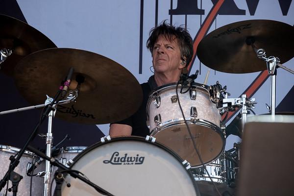 "Chris ""Whipper"" Layton of The Kenny Wayne Shepherd Band"