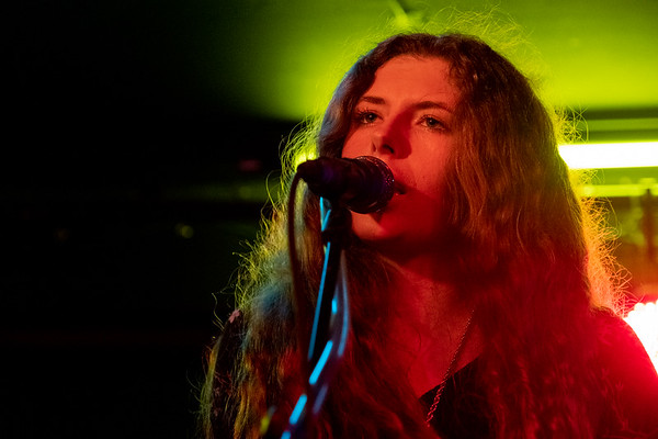 Hannah Wicklund & The Steppin Stones @ O2 Academy Islington