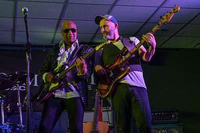 Marcus Malone with Kevin Jeffries