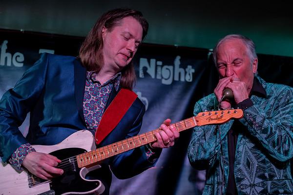 Mississippi MacDonald & Steve Bailey