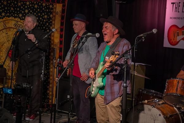 Alan Glen, Tim Hain & Robin Bibi