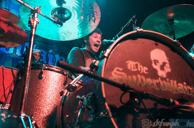 THE SUPERVILLIANS 2-19-11 photos By: Stu Kennedy