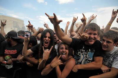 Mayhem festival, Fiddlers' Green