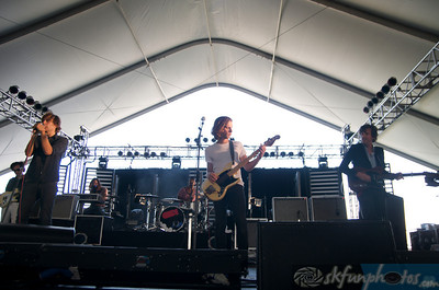 PHOENIX: Performing at Mile High Music Festival, Sat 8/14/2010