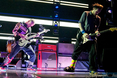 RED HOT CHILI PEPPERS, Perform at Pepsi Center, Denver CO 09-27-12 Photos by Stu Kennedy