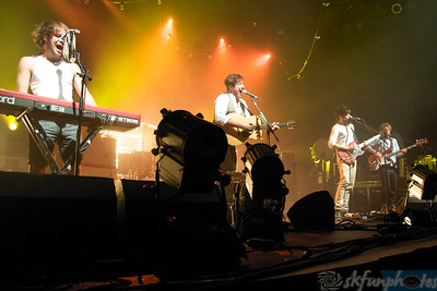 MUMFORD AND SONS , FILLMORE 6-16-11