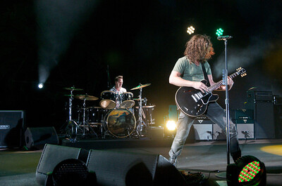 SOUNDGARDEN 7-18-11, RED ROCKS