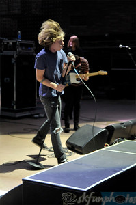 CAGE THE ELEPHANT, Red Rocks 8/10/10