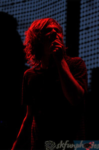 CAGE THE ELEPHANT, Red Rocks 8/10/10 STONE TEMPLE PILOTS, Red Rocks 8/10/10