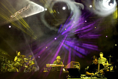 STS9 RED ROCKS
