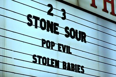 Stone Sour 020414, Ogden