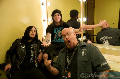 Groovster and Escape the Fate