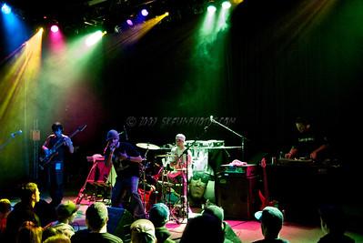 UMconscious @ fox, Boulder , 1-24-09