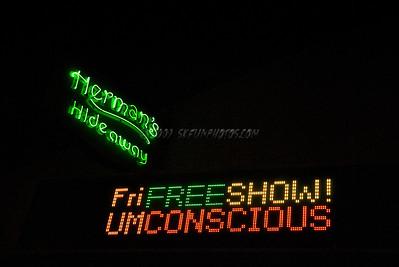 UMconscious @ Hermans Hideaway, Denver, Co, 08