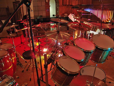 2004-06-30 St James, Evelyn Glennie (Setup)