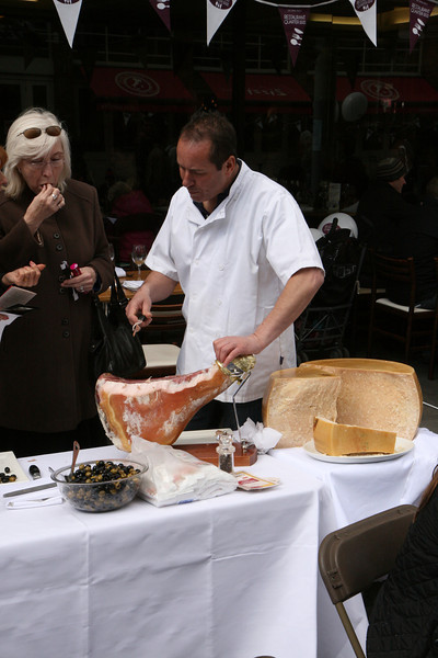 South Croydon Restaurant Quarter Food Festival 2012 - Bagatti's Restaurant
