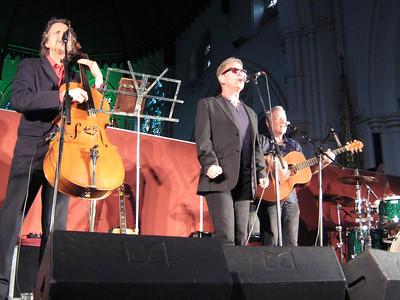 2012 06 08 Oysterband @ St Georges's Church, Beckenham