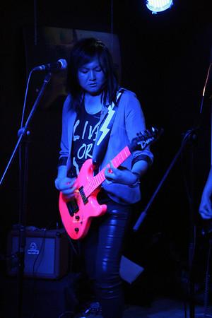2012 08 31 Deathline @ Living On Video (Elixir), Euston