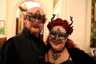 2016 06 18 Midsummer Masquerade @ Royal Victoria Holiday Inn, Sheffield