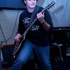 "Guitarist Ryan Le Gras of <a href=""https://www.facebook.com/forgetthefall/"">Forget the Fall</a>."