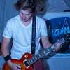 "Guitarist Shaun Manley of <a href=""https://www.facebook.com/forgetthefall/"">Forget the Fall</a>."