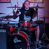 "Grant Mears on the drums for Gentlemen Callers.  Band: <a href = ""https://www.facebook.com/gentlemencallershc"", target = ""_blank"">Gentlemen Callers</a>"