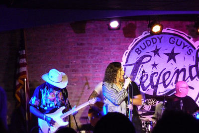 Buddy Guy, Lou Ann Barton