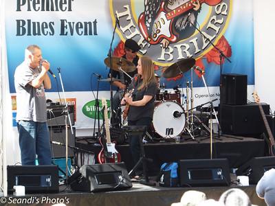 Fiona Boyes Trio + Chris Wilson