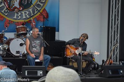 Geoff Achison & Chris Wilson