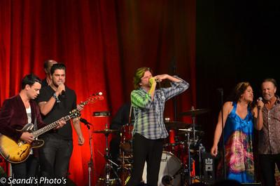 Dan Sultan, Tex Perkins, Kylie Auldist & Steve Kilbey on Rockwiz