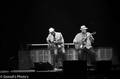Keb' Mo' with Taj Mahal