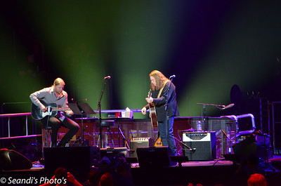 Derek Trucks with Warren Haynes