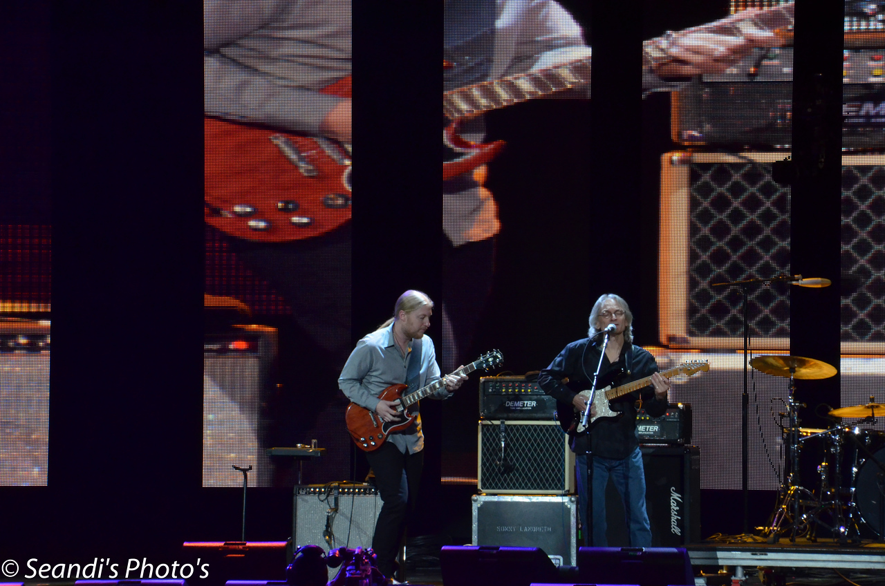 Sonny Landreth with Derek Trucks