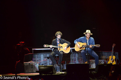 Doyle Bramhall II with John Mayer