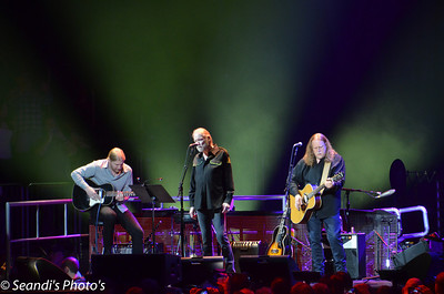 Derek Trucks with Gregg Allman & Warren Haynes