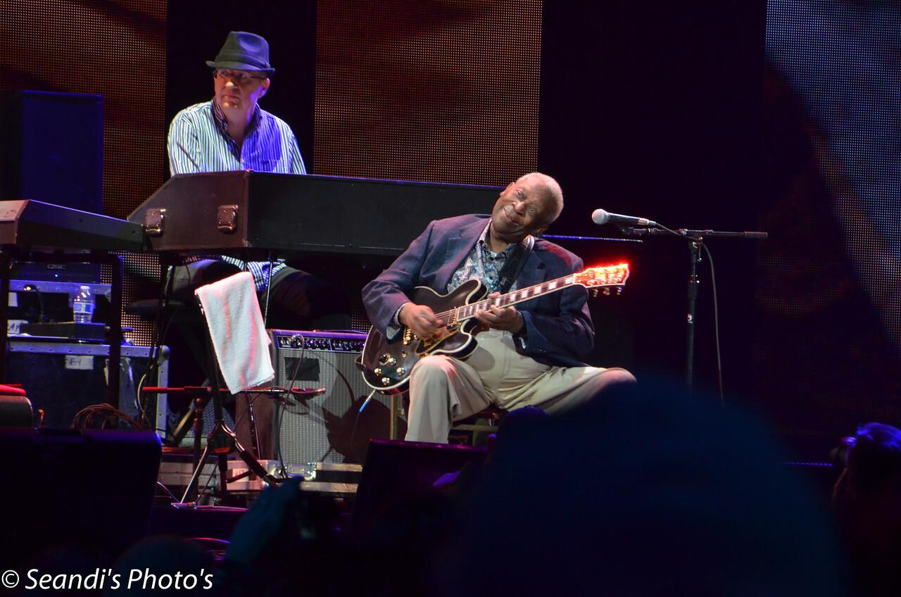 The Robert  Cray Band & B.B. King