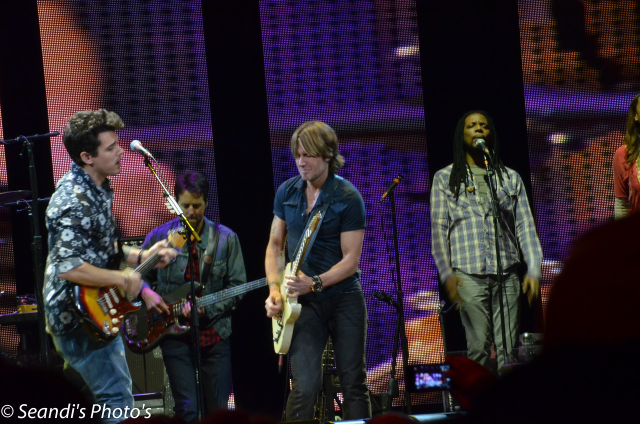John Mayer & Keith Urban