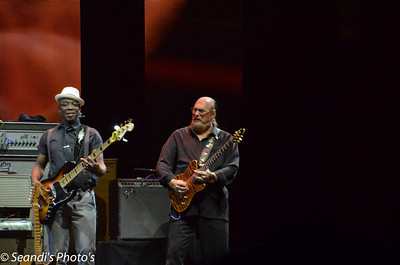 Booker T & The M.G.s with Steve Cropper