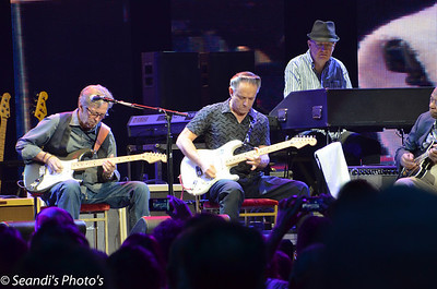 The Robert  Cray Band & Eric Clapton & Jimmie Vaughan