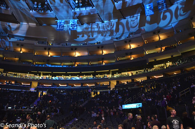 Madison Square Garden - Inside the arena