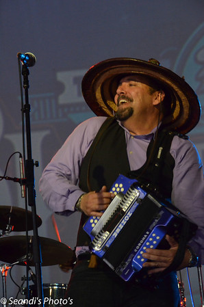 Terrance Simien & The Zydeco Experience @ Bluesfest